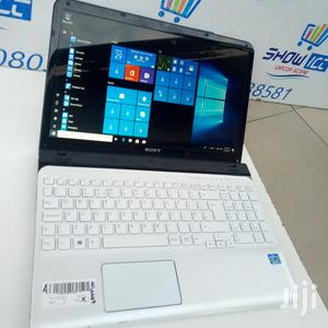 Laptop Sony VAIO E11125CN 4GB Intel Core I5 HDD 640GB | Laptops & Computers for sale in Abuja (FCT) State, Wuse 2