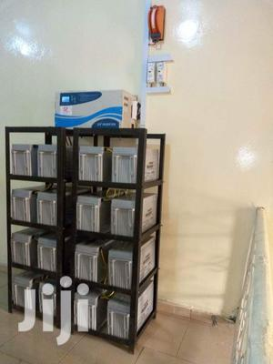 16 Batteries Rack | Electrical Equipment for sale in Lagos State, Ikeja