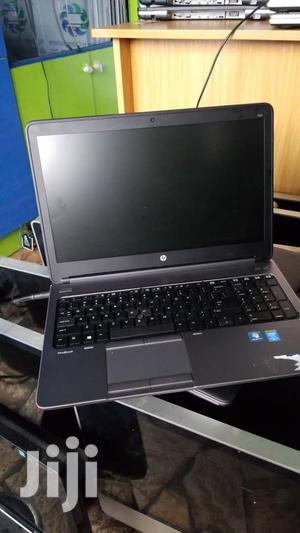 Laptop HP 650 G1 4GB Intel Core I5 HDD 500GB | Laptops & Computers for sale in Lagos State, Mushin