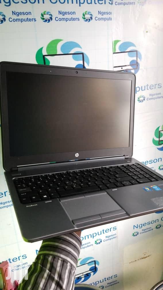 Laptop HP 650 G1 4GB Intel Core I5 HDD 500GB   Laptops & Computers for sale in Mushin, Lagos State, Nigeria