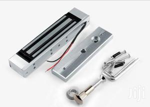 180KG Door Electric Magnetic Lock DC 12V Single Door Access Control | Doors for sale in Lagos State, Ikeja
