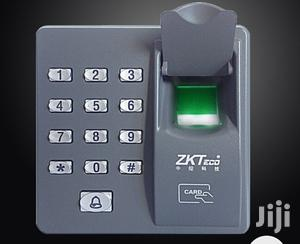 X6 ZKTECO Fingerprint Reader Access Controller for Password | Computer Accessories  for sale in Lagos State, Ikeja