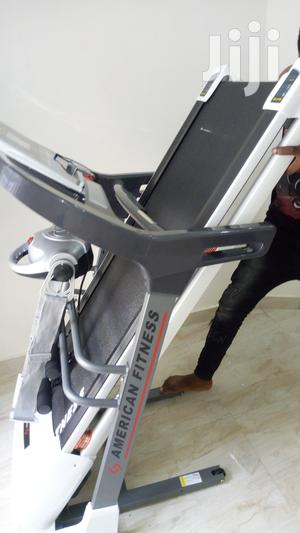 American Fitness 2.5hp Treadmill | Sports Equipment for sale in Lagos State, Magodo