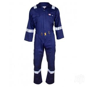 Safety Coverall With Reflective   Safetywear & Equipment for sale in Lagos State, Lagos Island (Eko)