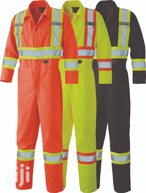 Safety Coveroll   Safetywear & Equipment for sale in Port-Harcourt, Rivers State, Nigeria