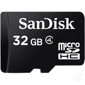 Sandisk Memory Card 32GB | Accessories for Mobile Phones & Tablets for sale in Abuja (FCT) State, Wuse 2