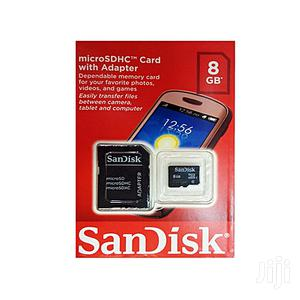 Sandisk Memory Card 8GB | Accessories for Mobile Phones & Tablets for sale in Abuja (FCT) State, Wuse 2