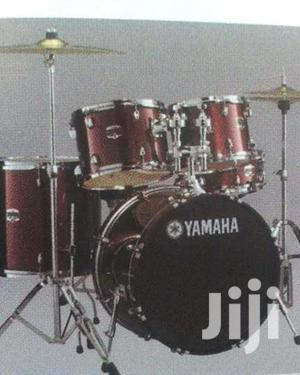 YAMAHA Quality Drum Set 5PCS   Musical Instruments & Gear for sale in Lagos State, Ojo
