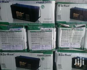12v 200ah Sukam Battery   Solar Energy for sale in Lagos State, Ojo