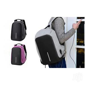 Anti-theft USB Charging Port Backpack On Grineria Store   Bags for sale in Lagos State