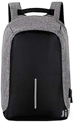 Anti-Theft USB Charging Port Backpack on Grineria Store   Bags for sale in Lagos State, Nigeria