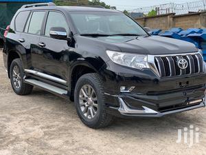 New Toyota Land Cruiser Prado 2018 VXR Black | Cars for sale in Abuja (FCT) State, Gwarinpa