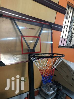 Basketball Stand With Net and Rim   Sports Equipment for sale in Abuja (FCT) State, Garki 2
