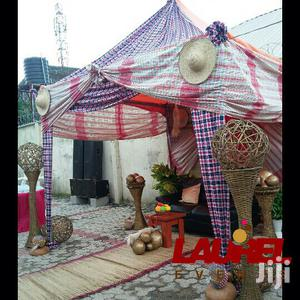 Tent Traditional Wedding Decoration Tent and Chair Rentals | Wedding Venues & Services for sale in Lagos State, Lekki