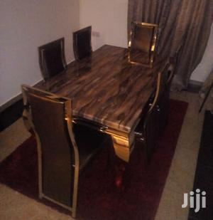 Marble Dining Table   Furniture for sale in Abuja (FCT) State, Central Business District