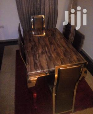 Brand New Marble Dining Table | Furniture for sale in Lagos State