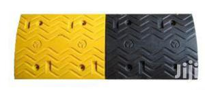 Yellow And Black Wave Pattern Rubber Speed Hump BY HIPHEN SOLUTIONS   Safetywear & Equipment for sale in Sokoto State, Sokoto South