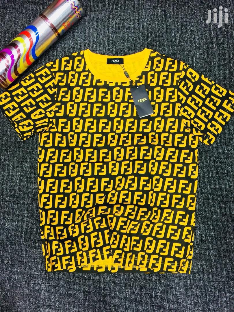 Gucci Design T-Shirt | Clothing for sale in Ojo, Lagos State, Nigeria