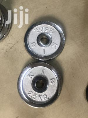 Barbell Plate | Sports Equipment for sale in Lagos State, Victoria Island