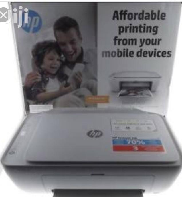 HP HP Deskjet 2620 All-In-One Wireless Inkjet Printer | Printers & Scanners for sale in Ikeja, Lagos State, Nigeria