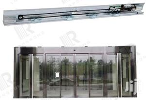 Automatic Controller Sensor Glass Door By Hiphen | Doors for sale in Nasarawa State, Lafia