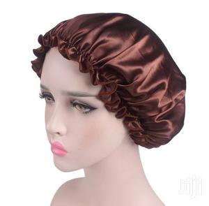 Satin Sleeping Hair Bonnet | Clothing Accessories for sale in Rivers State, Port-Harcourt