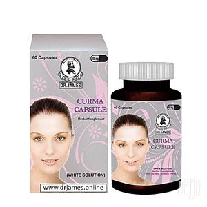 Dr. James Curma Herbal Capsules - White Solution -60cps   Vitamins & Supplements for sale in Lagos State, Amuwo-Odofin