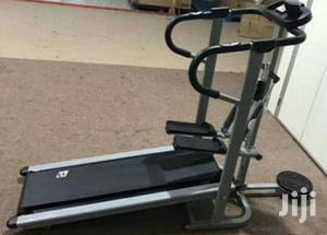 Manual Treadmill With Stepper and Twister   Sports Equipment for sale in Abuja (FCT) State, Utako
