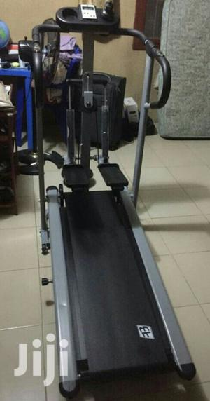 Manual Treadmill With Stepper and Twister   Sports Equipment for sale in Abuja (FCT) State, Wuse