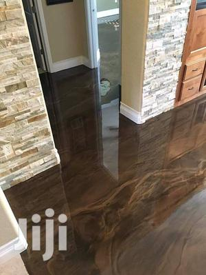 Residential Epoxy Floor Series   Building Materials for sale in Rivers State, Port-Harcourt