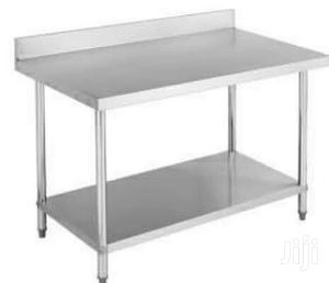 4ft Stainless Working Table   Restaurant & Catering Equipment for sale in Abuja (FCT) State, Wuse