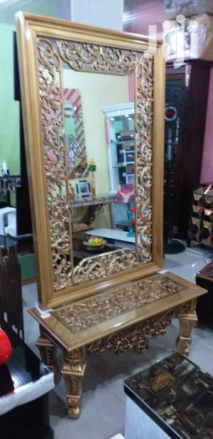 Console And Mirror | Home Accessories for sale in Lagos State, Ojo