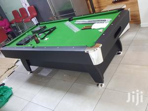 8ft Snooker Pool Table Green Top Indoor   Sports Equipment for sale in Lagos State, Surulere