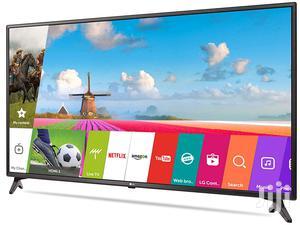 LG 49 Inch Full HD 1080p Smart LED TV   TV & DVD Equipment for sale in Lagos State, Ikeja