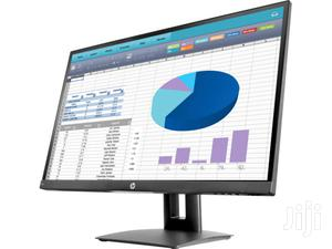HP VH27 27-inch Monitor | Computer Monitors for sale in Lagos State, Ikeja