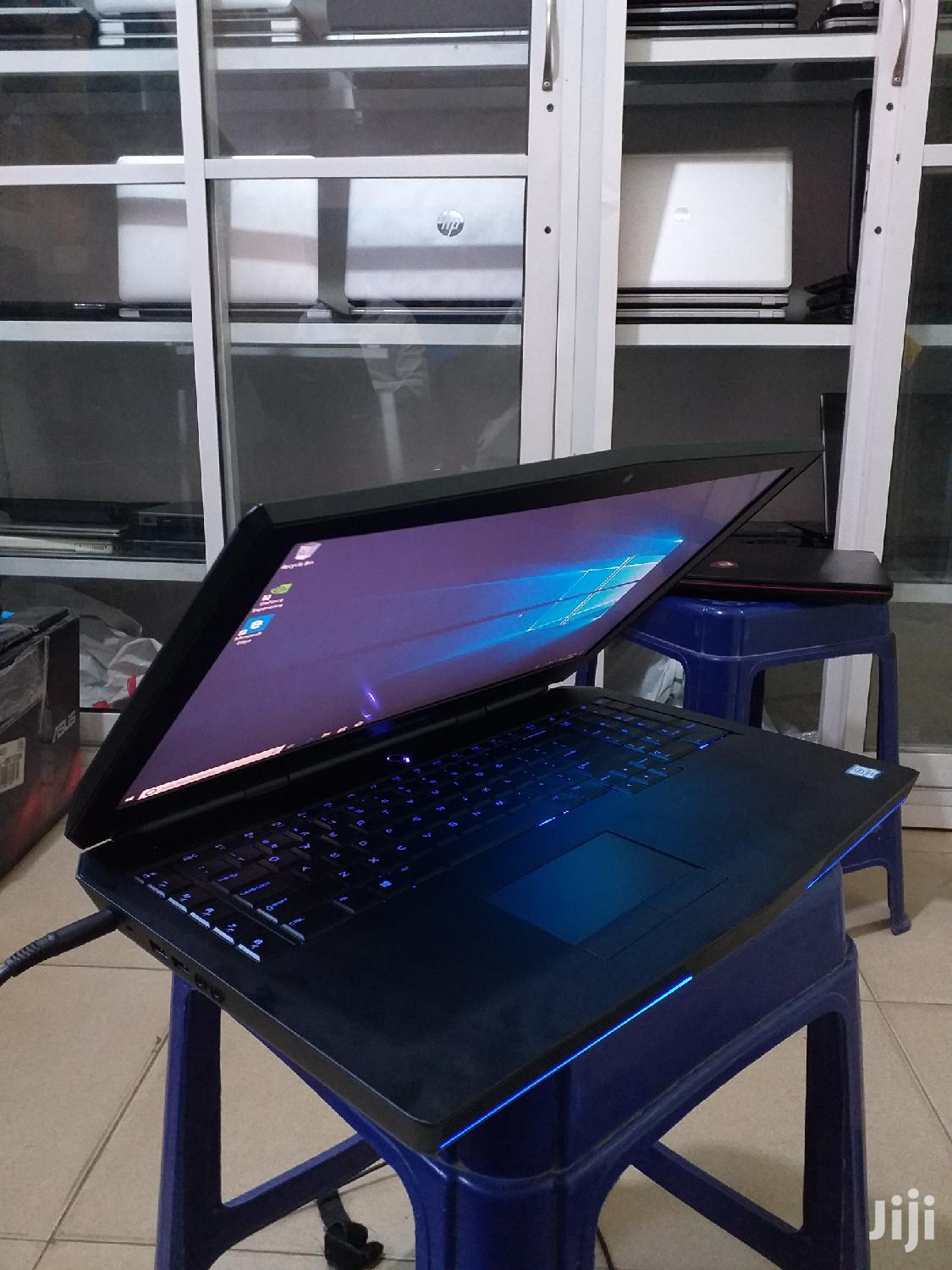 Laptop Dell Alienware 17 R3 16GB Intel Core i7 SSHD (Hybrid) 1T   Laptops & Computers for sale in Ikeja, Lagos State, Nigeria