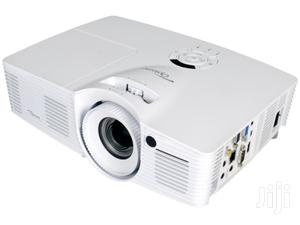Optoma W416 4500 Ansi Lumens Wxga 3d Dlp Business Projector | TV & DVD Equipment for sale in Lagos State, Ikeja