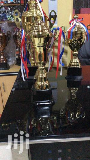 Gold Trophy | Arts & Crafts for sale in Lagos State, Ajah