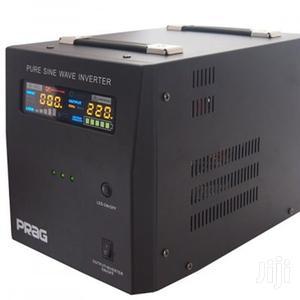 Prag 2.5KVA/24V Inverter + AC/DC Cables   Solar Energy for sale in Lagos State, Victoria Island