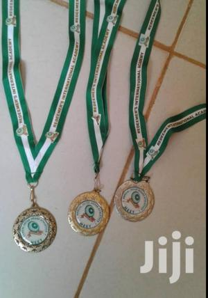 Medal With Print | Arts & Crafts for sale in Lagos State, Ikoyi