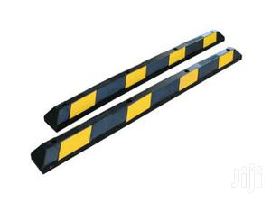 Black And Yellow Wheel Stopper BY HIPHEN SOLUTIONS   Safetywear & Equipment for sale in Akwa Ibom State, Uyo