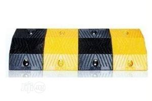 Black And Yellow Portable Speed Hump BY HIPHEN SOLUTIONS   Safetywear & Equipment for sale in Cross River State, Calabar