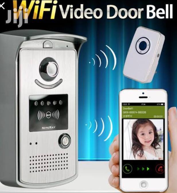 Wifi Doorbell Wireless Video Wireless Wifi Video Doorbell   Home Appliances for sale in Ikeja, Lagos State, Nigeria
