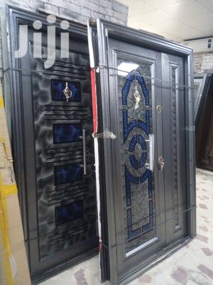 Entrance Turkey Blue Classic Door   Doors for sale in Lagos State, Victoria Island