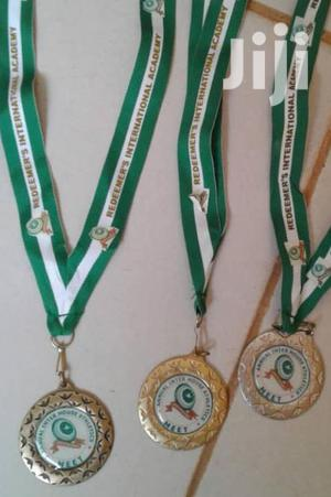 Medal With Print | Arts & Crafts for sale in Rivers State, Port-Harcourt