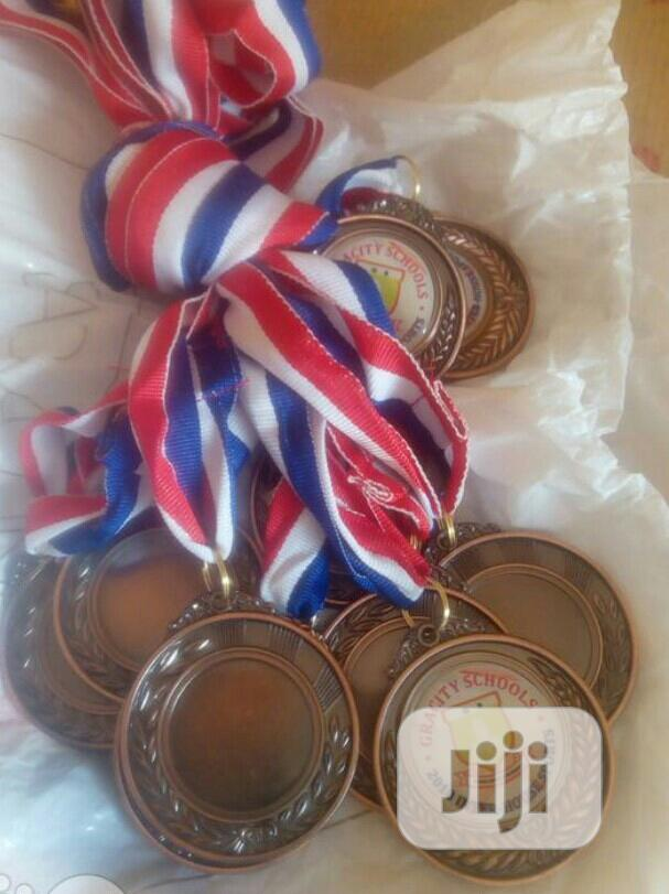Medals And Printing