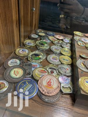 Award Medal With Print | Arts & Crafts for sale in Lagos State, Ifako-Ijaiye