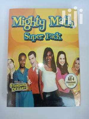 The Standard Deviants - Dvd Mighty Math Pack (FREE SHIPPING) | CDs & DVDs for sale in Oyo State, Akinyele