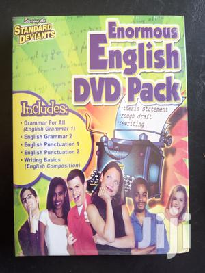 Standard Enormous English DVD Pack (FREE SHIPPING) | CDs & DVDs for sale in Oyo State, Akinyele