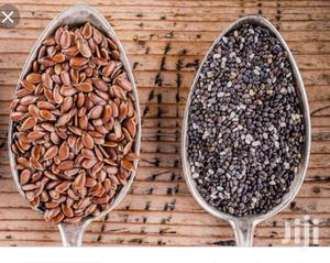 Flaxseeds Or Chaiseeds   Vitamins & Supplements for sale in Abuja (FCT) State, Lugbe District